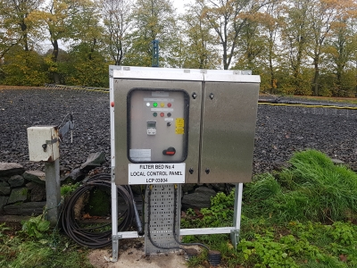 Completion of four Drive Systems in Nottinghamshire