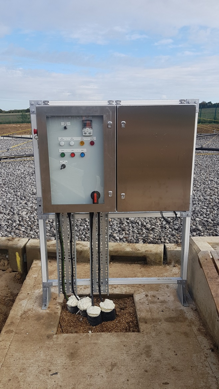 New Drive System supplied, installed and commissioned in Oxfordshire.