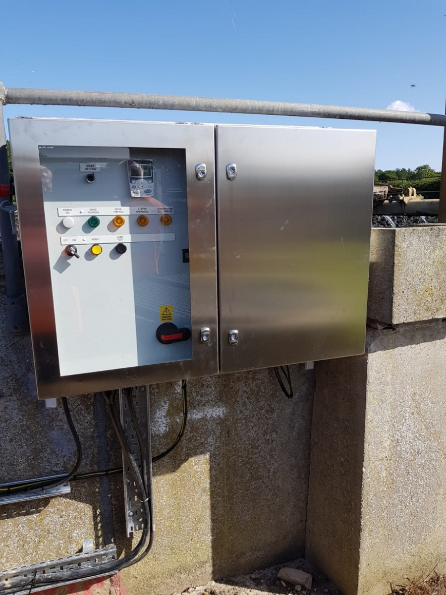 2 New Drive System supplied, installed and commissioned in Northamptonshire.