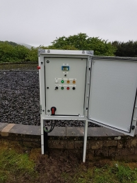 A recent Installation in Fife